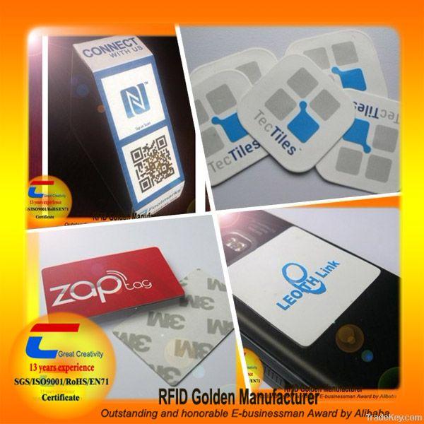 Cheap!Mifare 1k 13.56MHz RFID Tag Cheap(Top 10 Glob