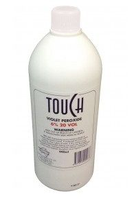 20VOL TOUCH VIOLET CREAM OXIDE