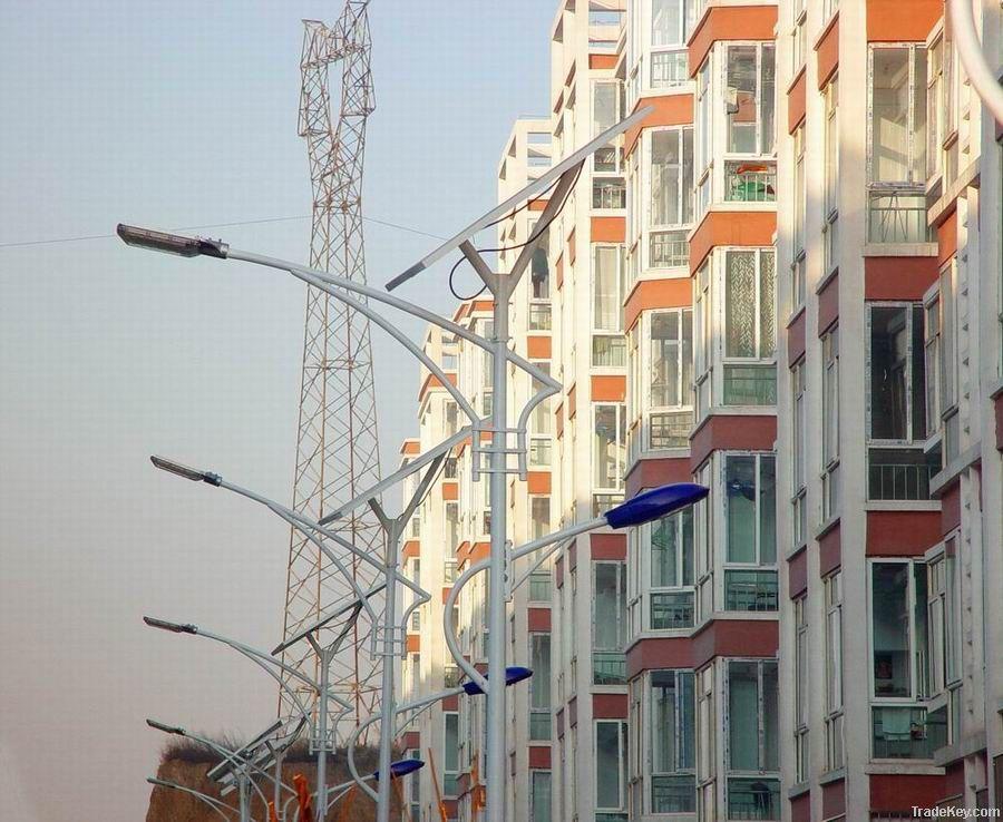 professional 20-100W solar LED street light system