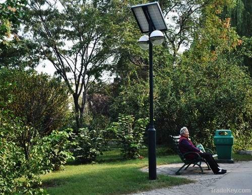 high quality solar LED garden light system