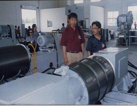 steel drum production line