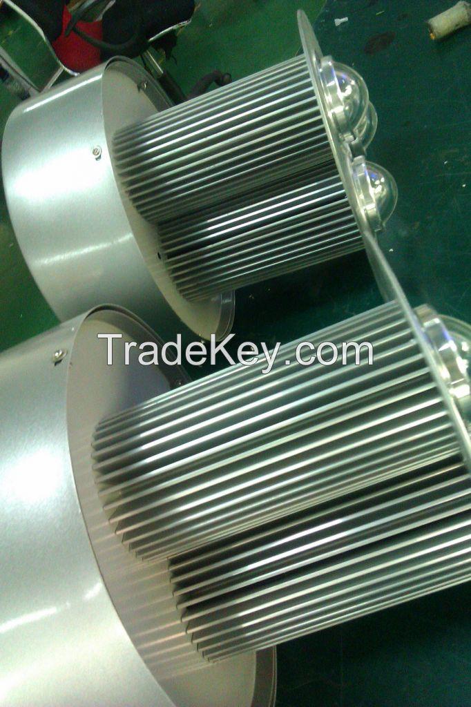 AC85v-265v 50W/80W/100W/120W/150W/200W led high bay light factory, epistar/bridgelux led pendant lamp white
