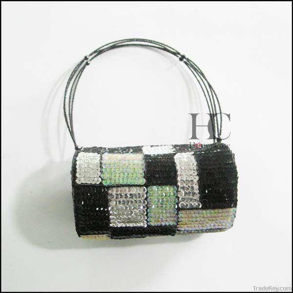 Elegant Beaded/Sequined Evening Bag/Handbag
