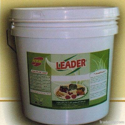 NPK paste fertilizers (W/V)
