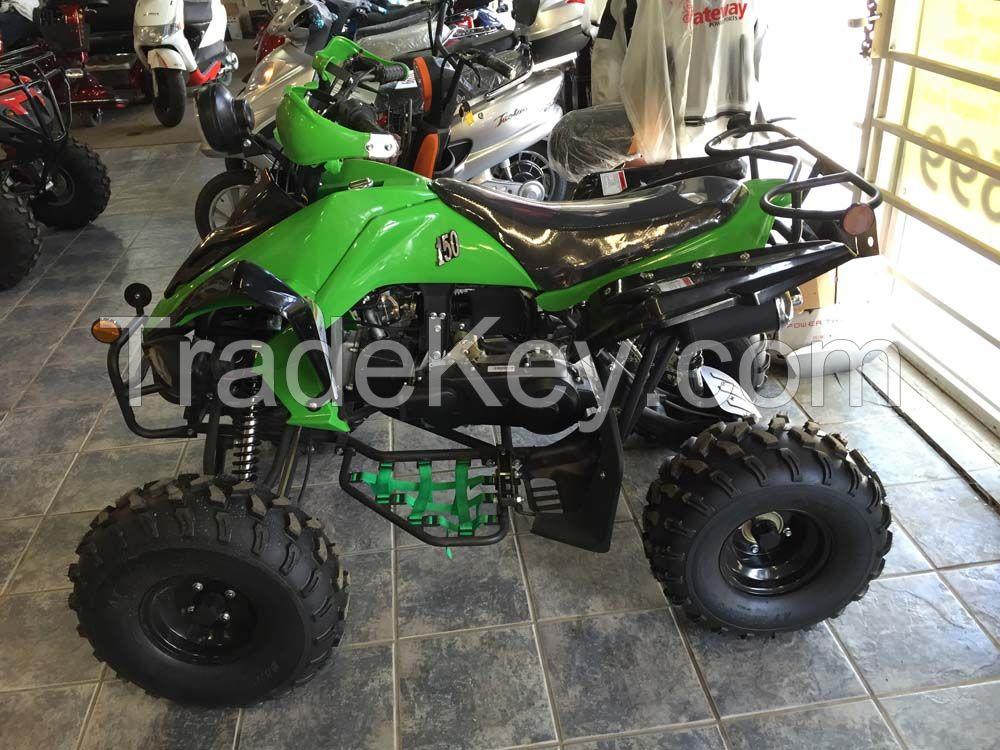 2020 TAOTAO ATA150G - 150cc ATV SPORTS