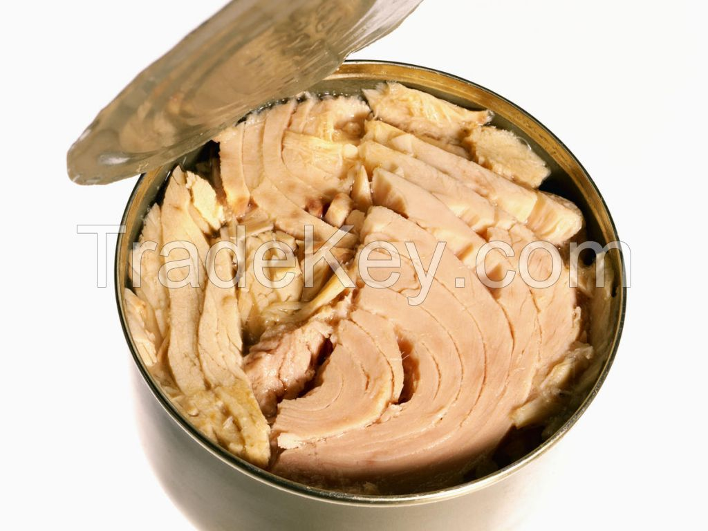 Canned tuna/fish