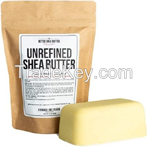 Best Raw Organic SHEA BUTTER Unrefined Pure for Sale