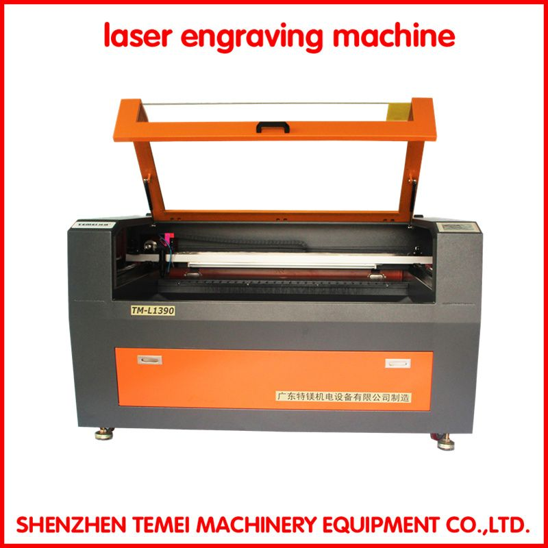 TM-L1390 (1250*900 mm) Laser cutting machine, laser engraving machine