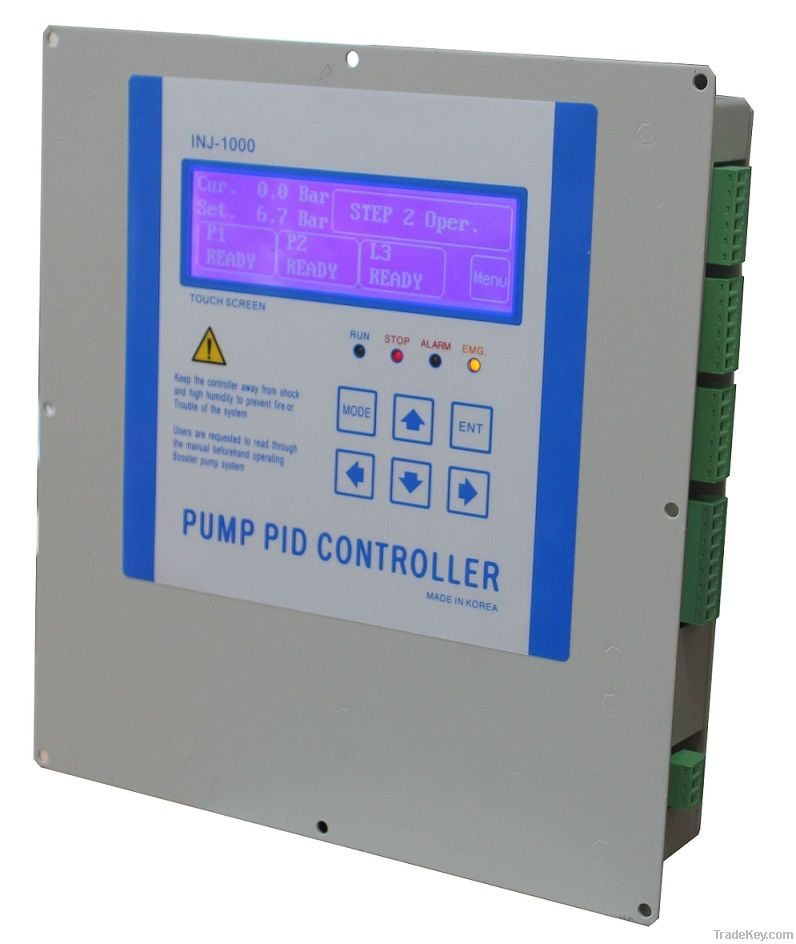 Variable Speed Constant Pressure PID Controller