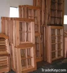 Wood Window Frames &  Wooden Doors Frame