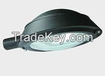 street light with high pressure sodium lamp or LED