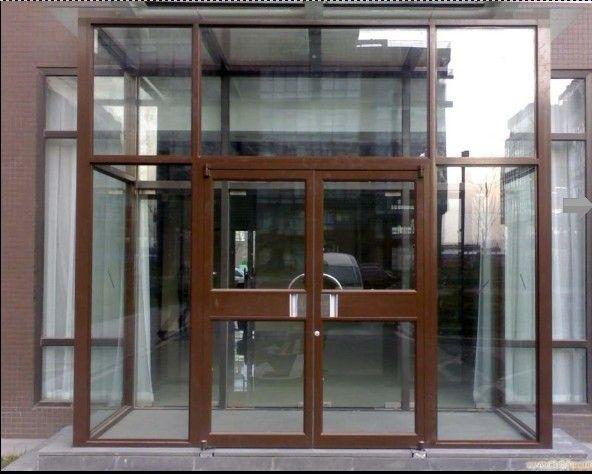 PVC window and door factory in Shandong