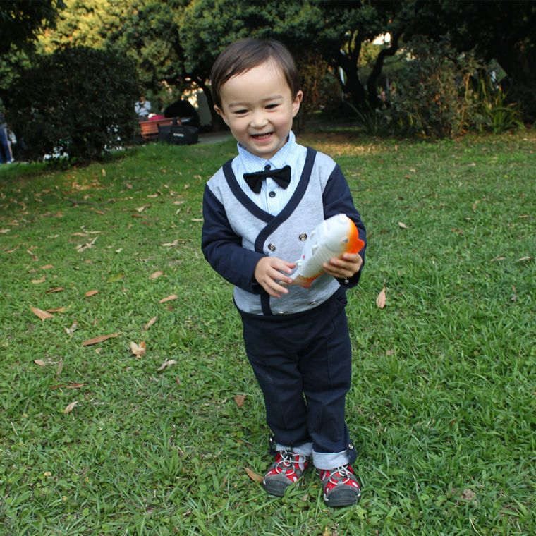 Baby Boy Clothing Sets (Fall and Spring)
