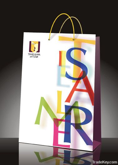 Customize garment paper bags