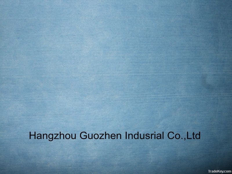 Wood pulp and polyester laminated Spunlace Nonwoven Fabric for disposa