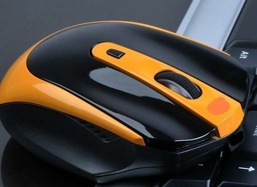 SWM-8001 the Newest/Latest 2.4g Wireless Optical Mouse