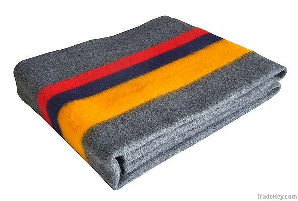 Wool blankets, military wool blanket, hotel use blankets