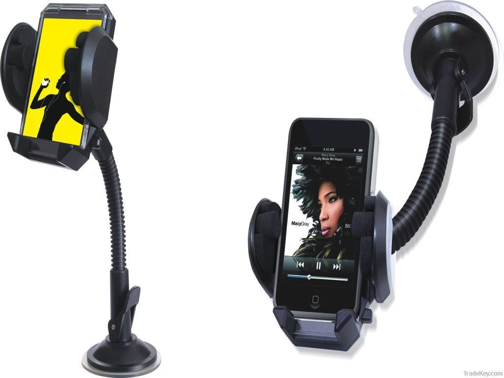 Universal Mobile phone Photo Frame Car Holder for iphone 5, samsung
