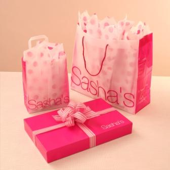 Plastic Shopping Bags,  Frosted Bags, Die Cut Plastic Bags