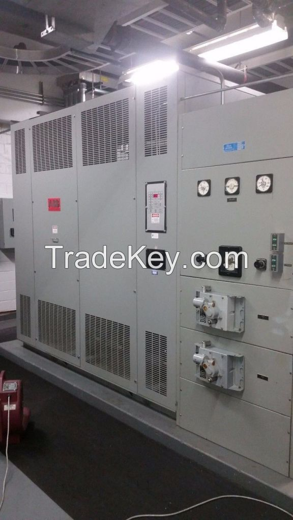 2000 KVA ABB CAST COIL DRY TYPE TRANSFORMERS.