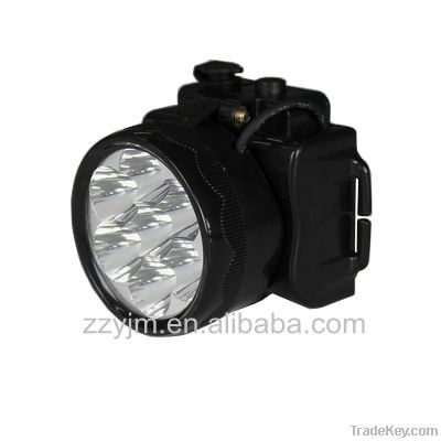 LED Headlamp/Headlight for Camping/Mining/Exploration