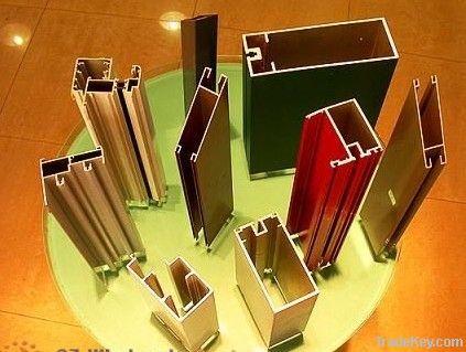 Thermal Break Aluminum Profiles