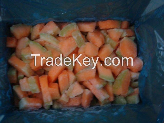 Frozen Hami Melon