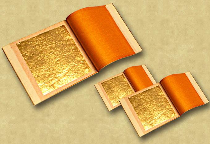 gold leaf,silver leaf,copper leaf,aluminum leaf and handmade wallpaper