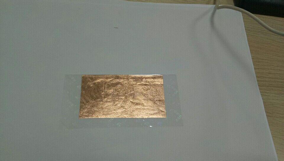 24K gold leaf rolling paper