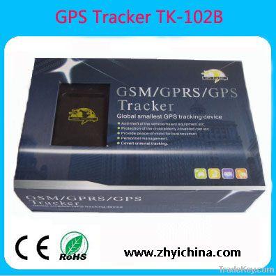 Micro gps transmitter tracker tk102