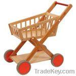Kids Play Shopping Cart