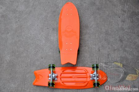 Hot Big fish Skateboard Penny for Child (QWS-005)