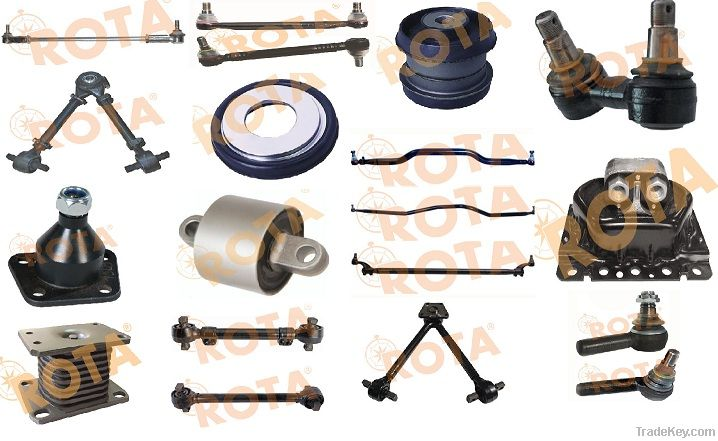 MAN TRUCK SPARE PARTS (ISO 9001:2000 and ISO/TS 16949:2002)