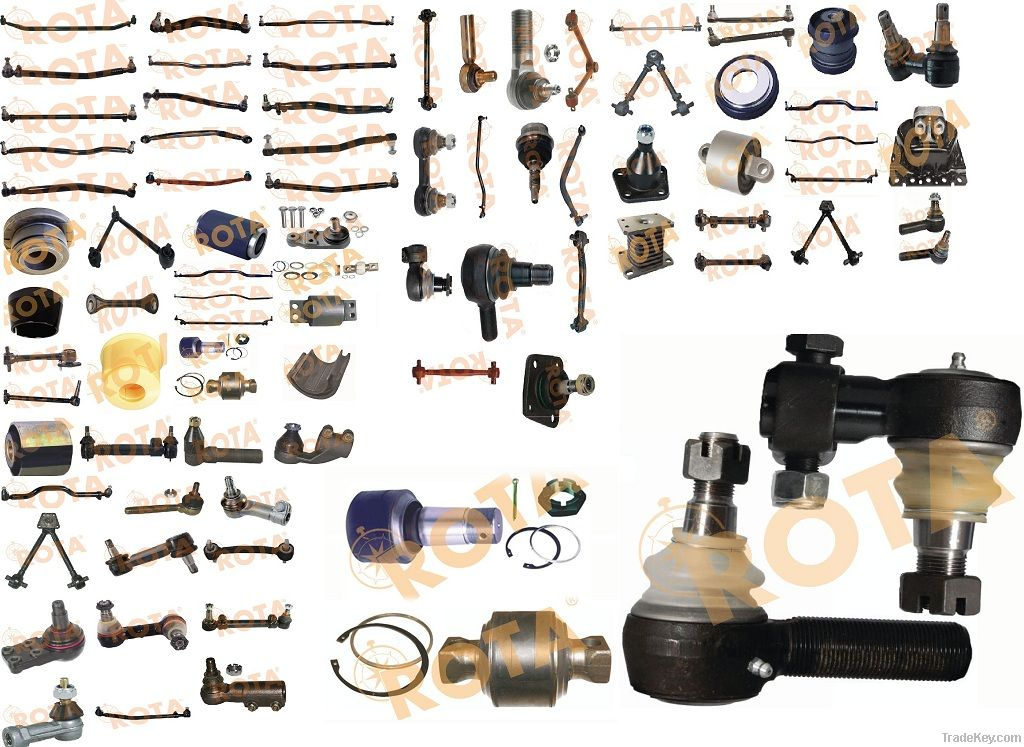DAF TRUCK SPARE STEERING AND PART (ISO 9001:2000 and ISO/TS16949:2002)
