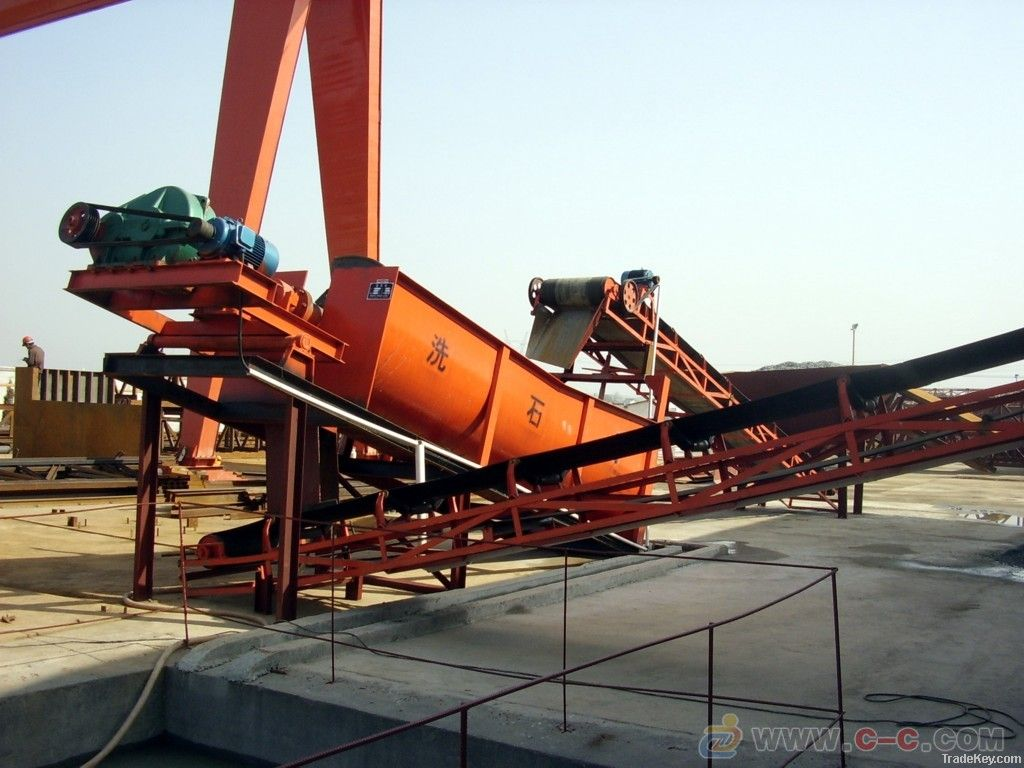 Complete stone production line