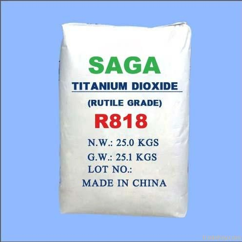 Saga Titanium Dioxide R-818