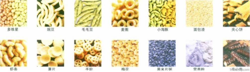 snacks food processing line /equipment/making machine