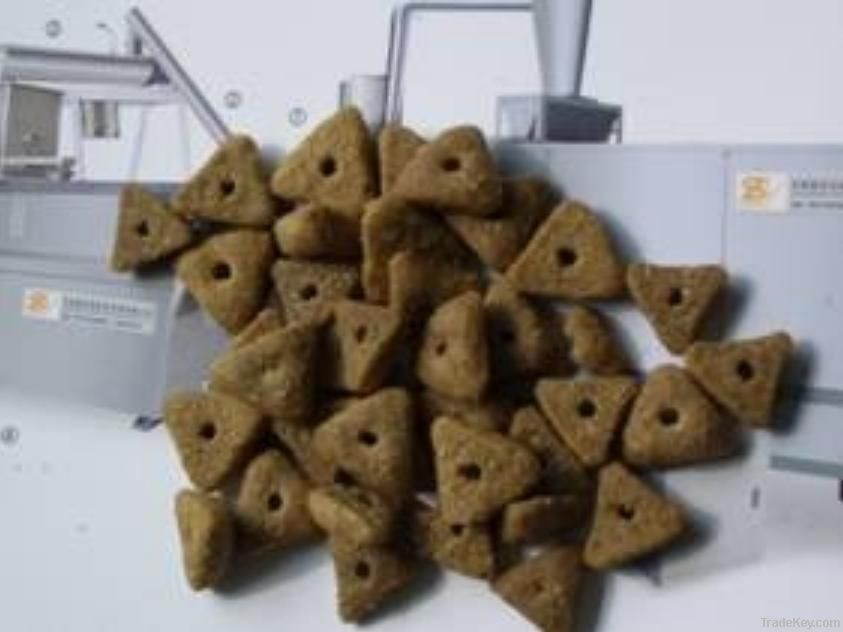 animal food extruder processing line machine
