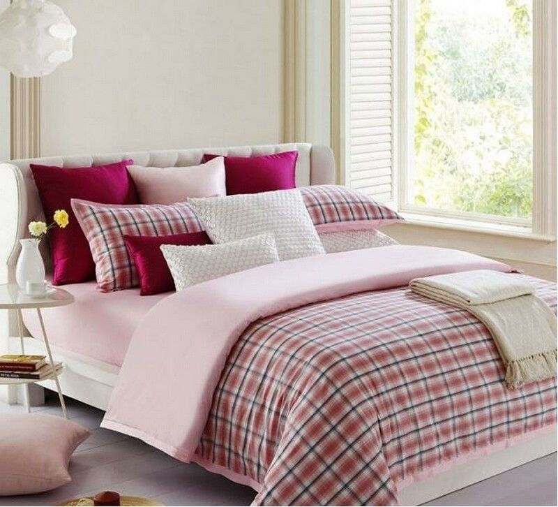 Yarn dyed beddings