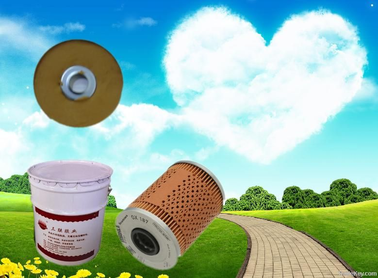 PVC Adhesive for Filters