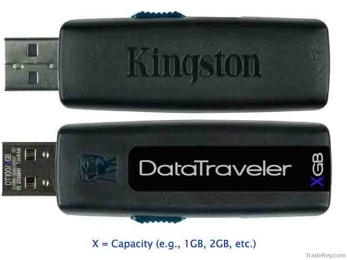 Memory & Flash Drives