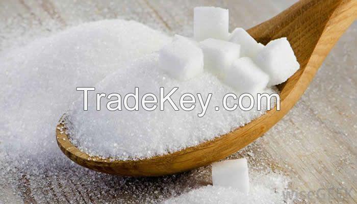 White Refined Cane Sugar Human Consumption (Icumsa 45)