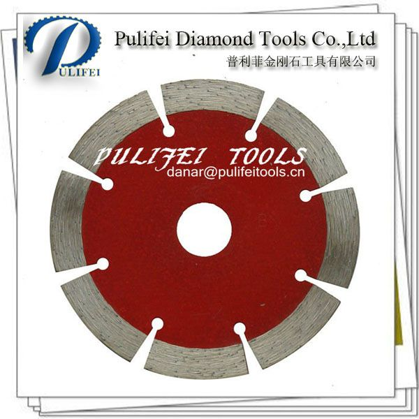 Various Small Size Diamond Cutting Disc for Granite Cutting