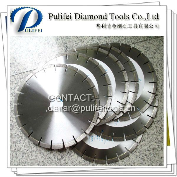 Durable Granite Saw Blade Segmented Saw For Hard Block (300mm Blade)