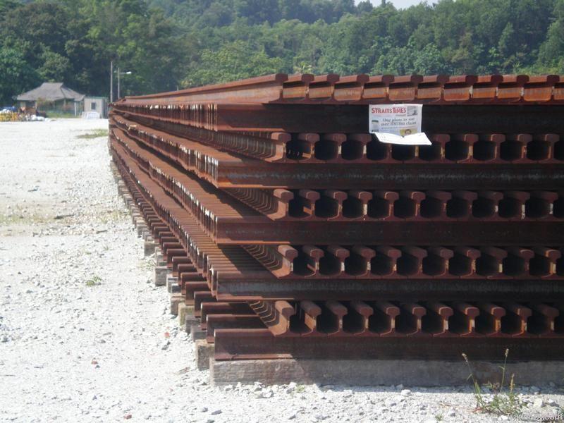 Used Steel Rails R50-R65, used rails,scrap rail,hms 2,used rail track,hms 1,used rail scraps,used rails suppliers,used scraps,metal scrap,