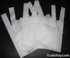 all types of plastic bags