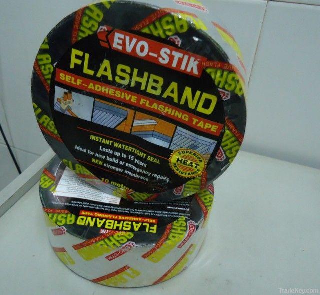 self-adhesive flashing tape
