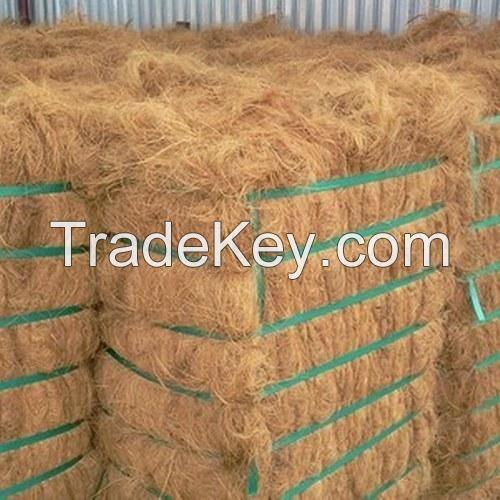 Coconut fiber, Coconut dusk