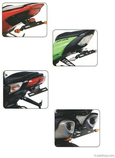 Fender Eliminator Kits