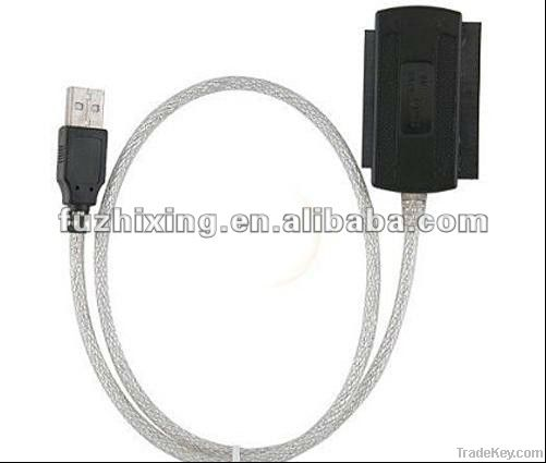 USB 2.0 to 2.5/3.5 SATA/IDE cable
